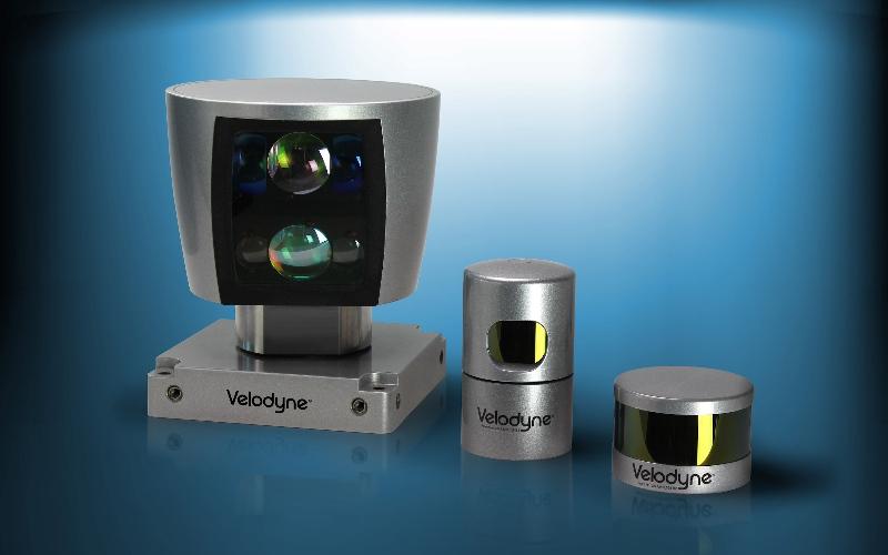 Velodyne-Lidar-sensors